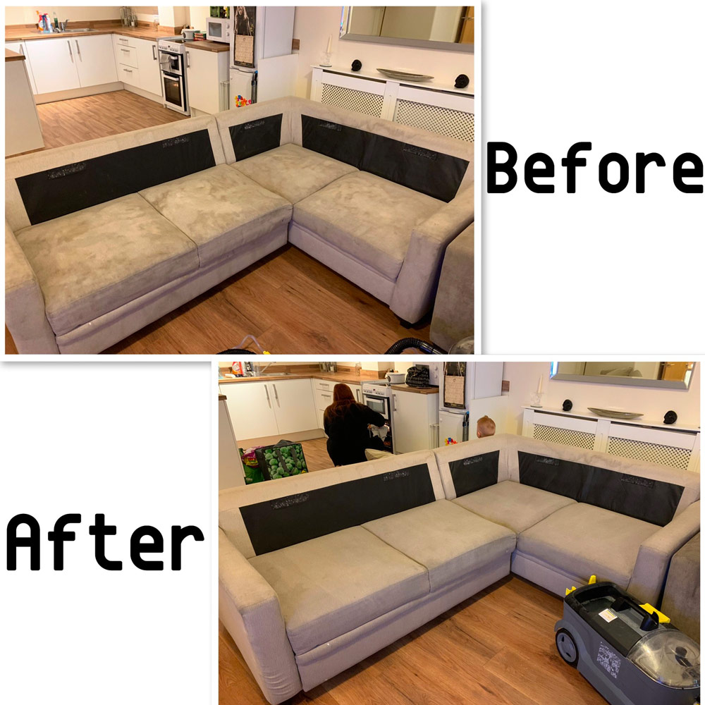best sofa cleaning company in hampshire