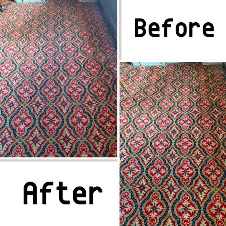commercial and contract carpet cleaning