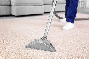 how to clean traffic lanes in carpet