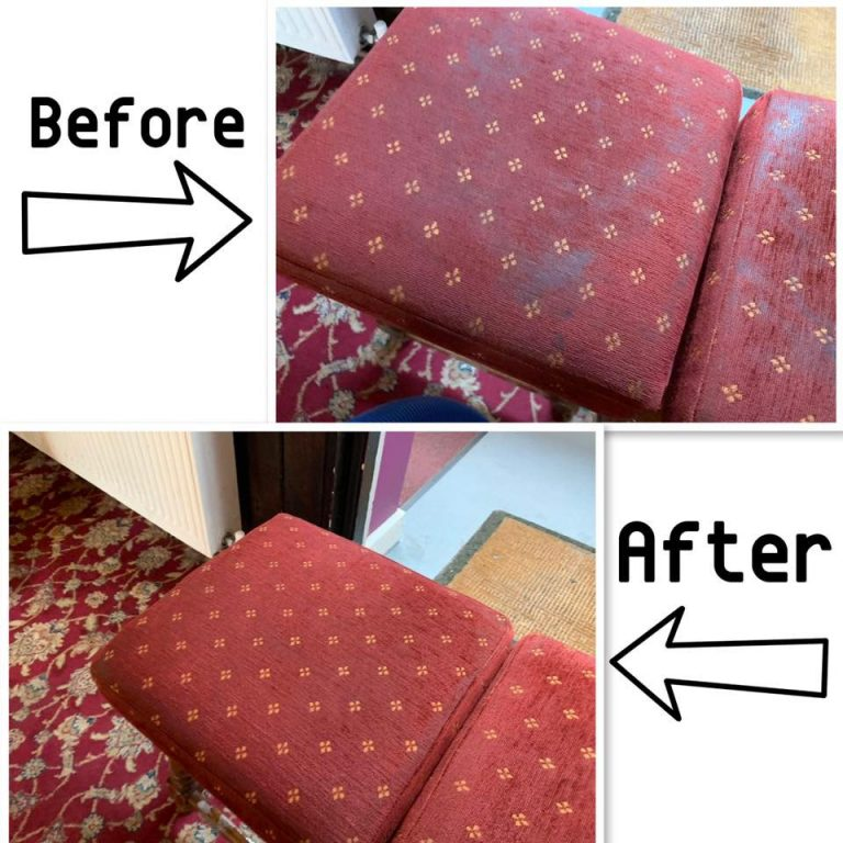 pub upholstery cleaning