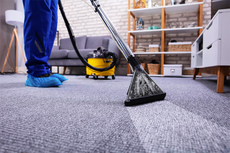 clean your office carpets regularly