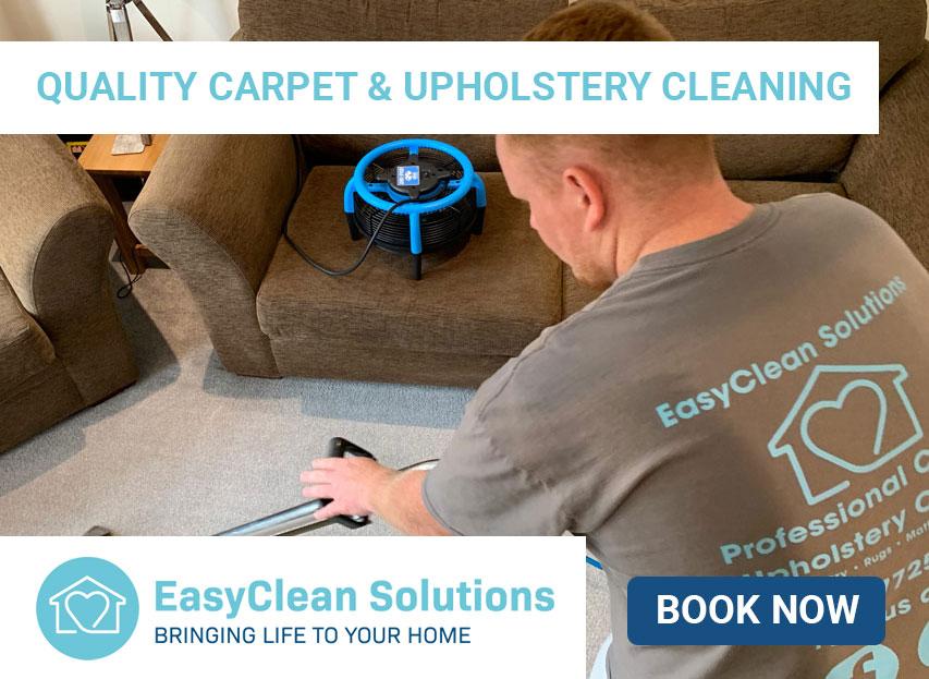 carpet cleaning in fareham